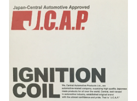 J.CAP - Ignition Coil (JPC-1034, JPC-1067, JP...