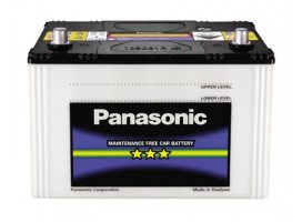 PANASONIC Maintenance Free Car Battery (JIS) ...