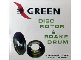 GREEN - Brake Rotor (43512-12621, 43512-12710...